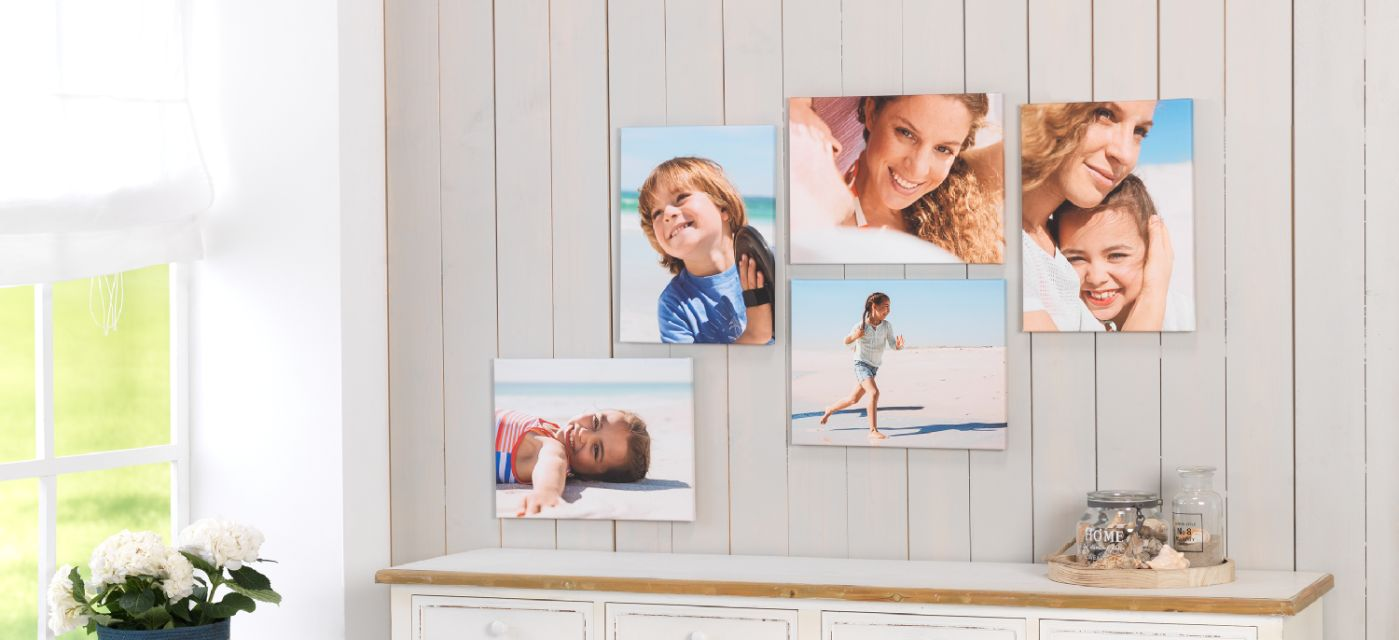 Multi-panel image Canvas Print